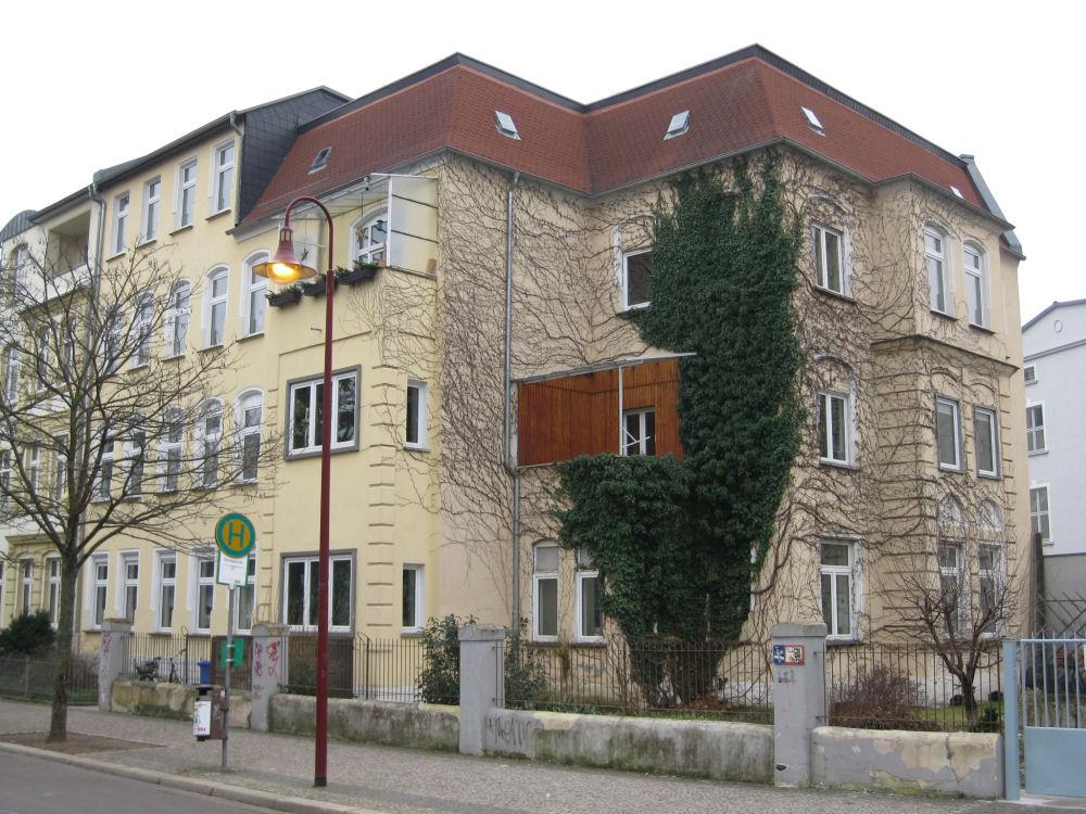 Wohn- und Geschäftshaus in sehr guter Lage von Magdeburg