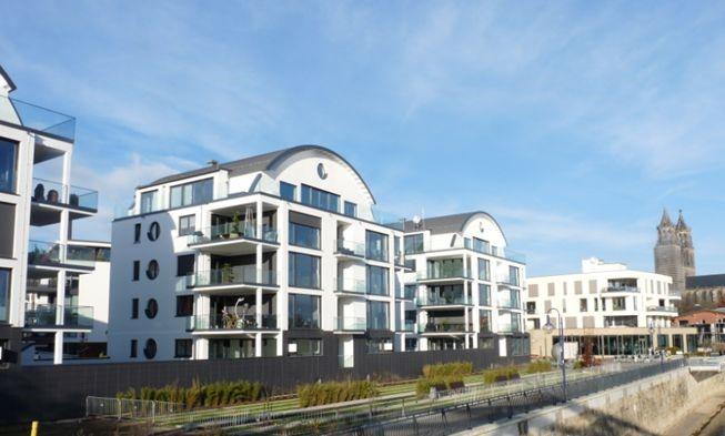 Exklusive Eigentumswohnungen in 1A Elblage